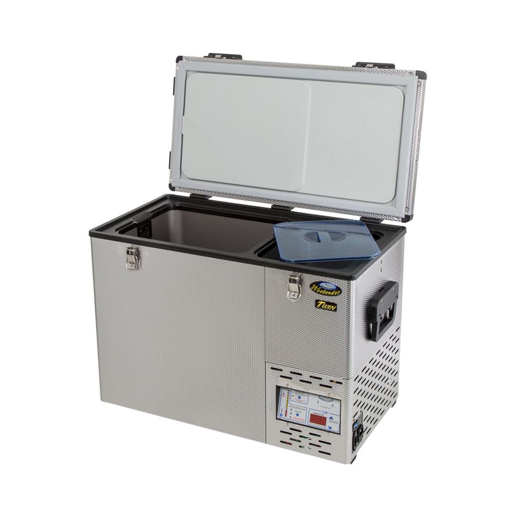 NL 50 Twin Weekender Refrigerator & Freezer