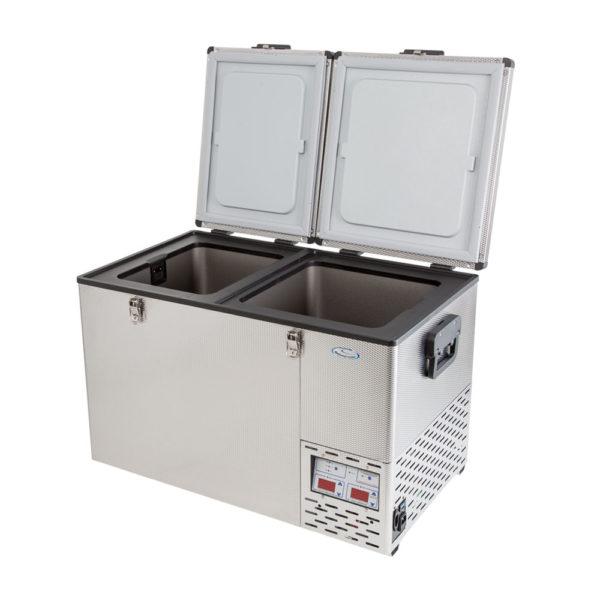 NL 72 Double-Door Refrigerator & Freezer