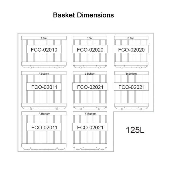 125L Basket