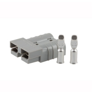 50-Amp Coupler Grey