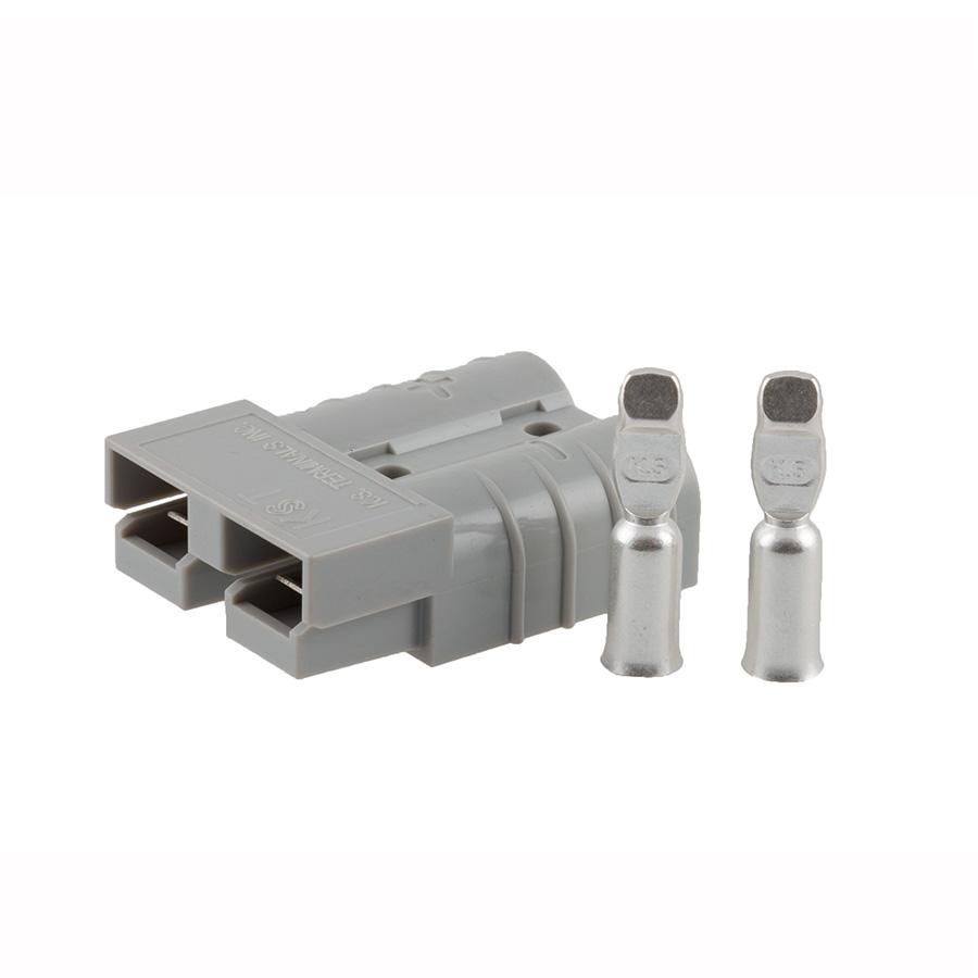 50-Amp Coupler Grey