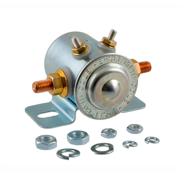 Cole Hersee Solenoid (12Vdc coil rating)